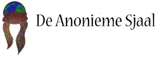 de anonieme sjaal